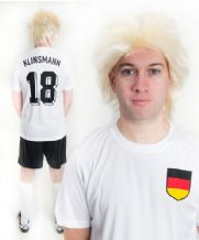 Jurgen Klinsmann Germany Football Fancy Dress Costume